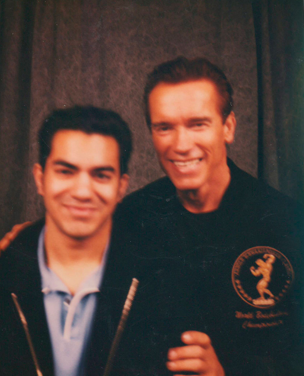 Neal-with-Arnold